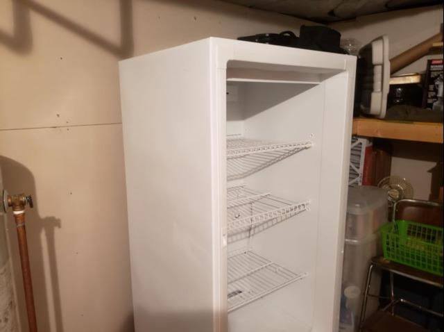 Freezer Removal in Shawnee, KS - Before Photo