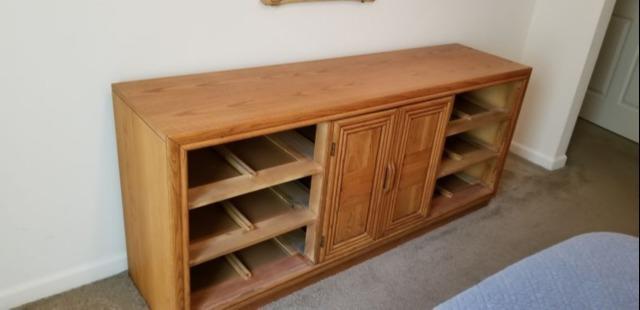 Dresser Removal in Olathe, KS