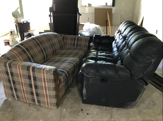 Couch Removal in Wellsville, KS