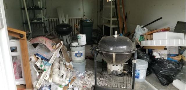 Garage Cleanout in Overland Park, KS