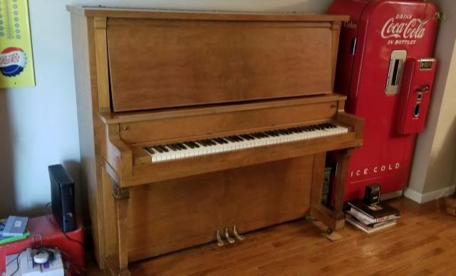 Piano Removal in Kansas City, Mo
