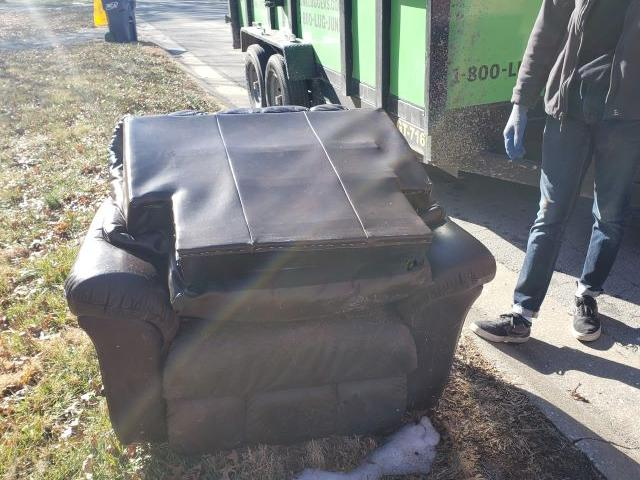 Chair Removal in Mission, KS