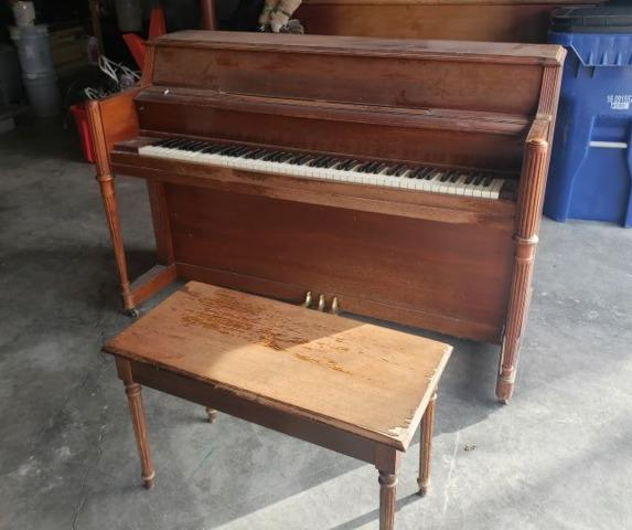 Piano Removal in Liberty, Mo