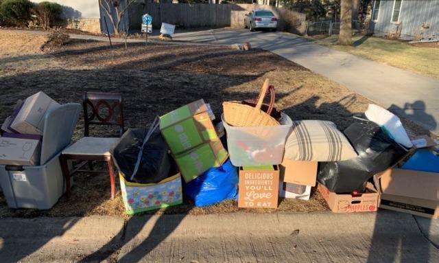 Junk Removal in Leawood, KS