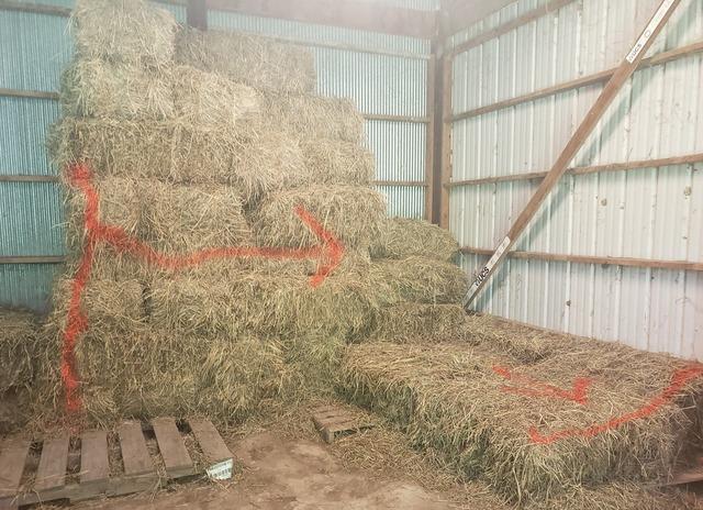 Hay Removal in Lawrence, KS
