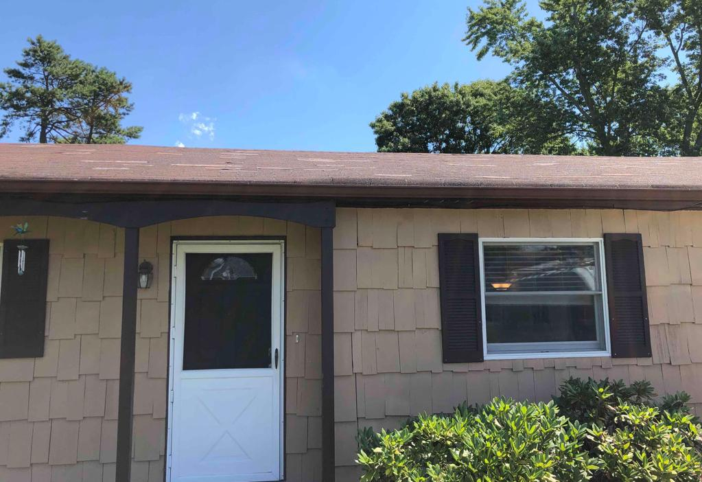 Roof Replacement Centereach, NY - Before Photo