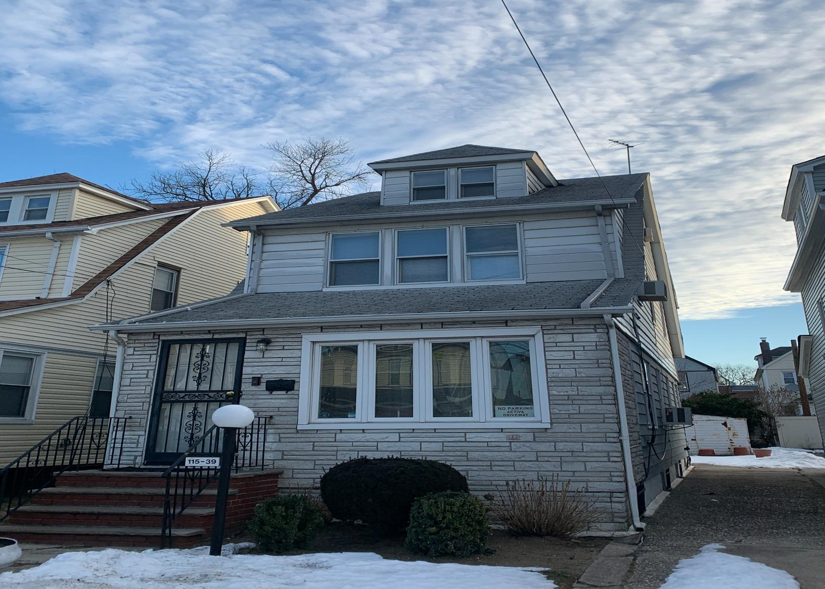 Roof Replacement- South Ozone Park, NY - Before Photo