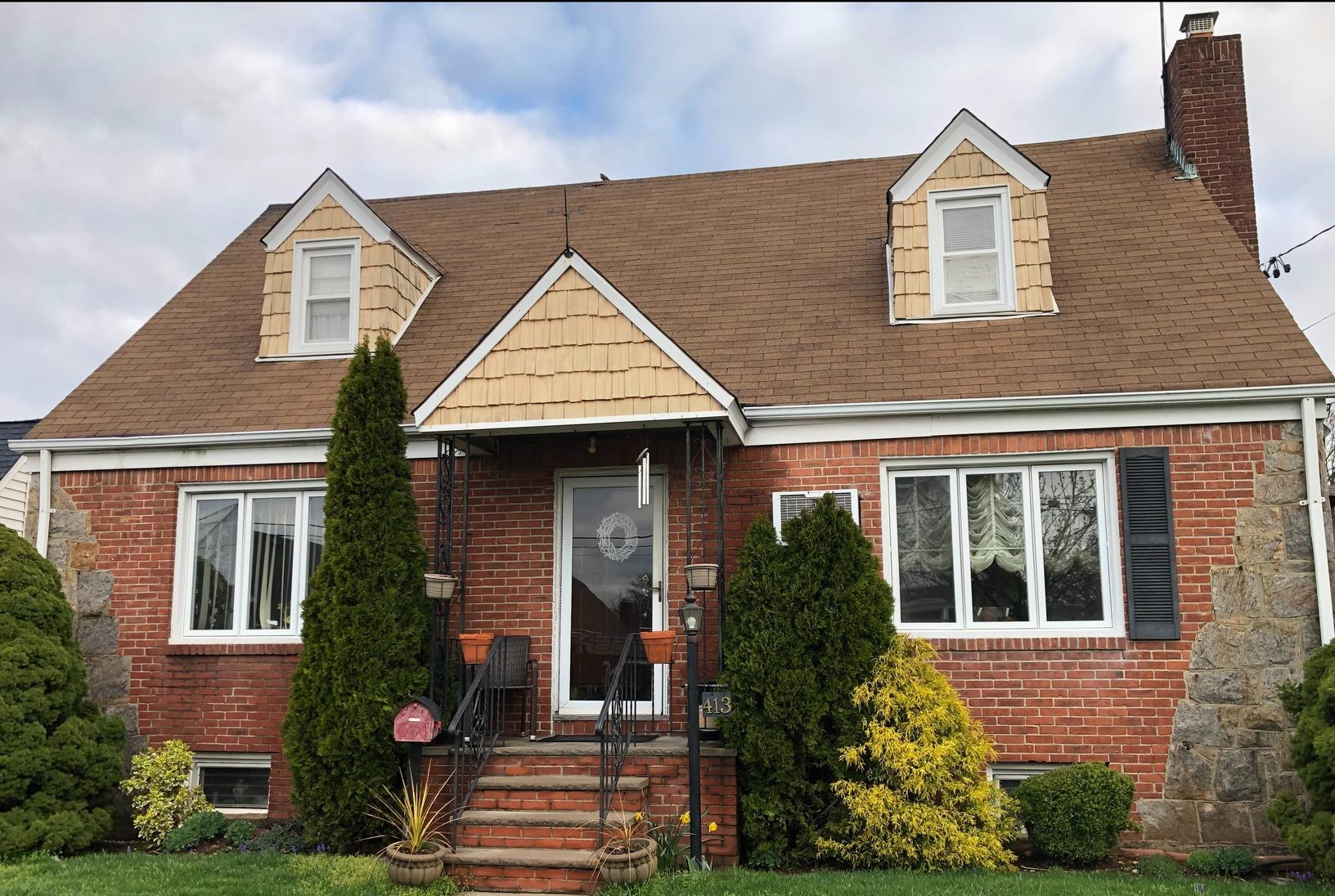 Roof Replacement- New Hyde Park, NY - Before Photo