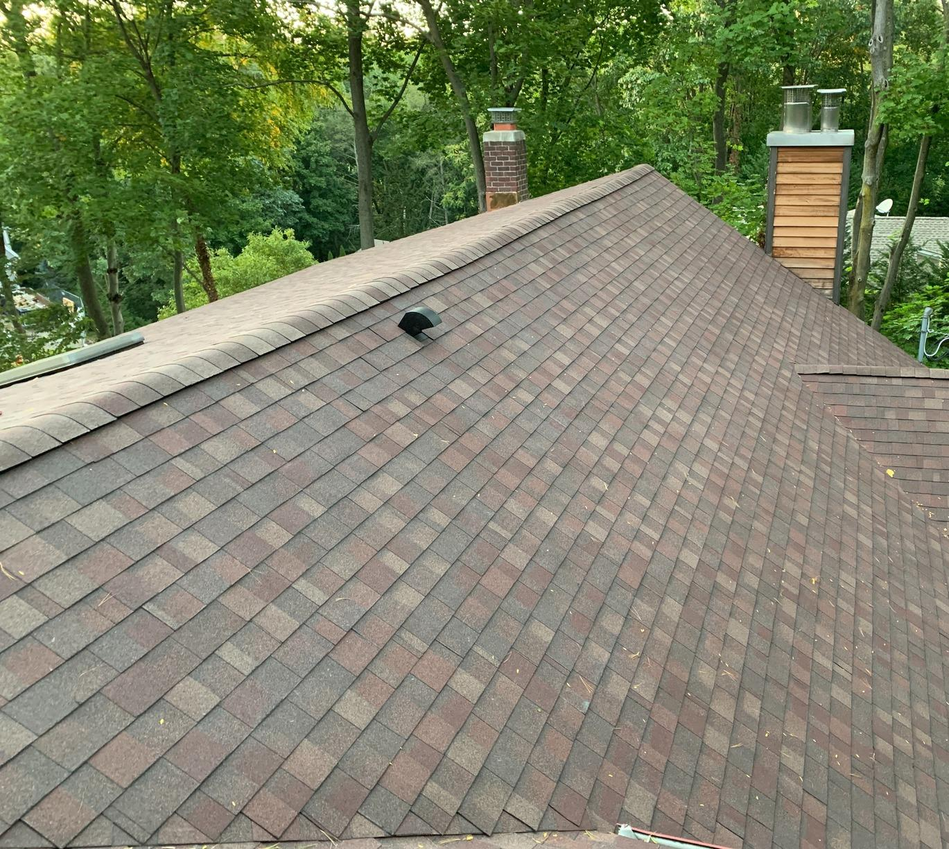 Roof Replacement in Manhasset, NY - After Photo