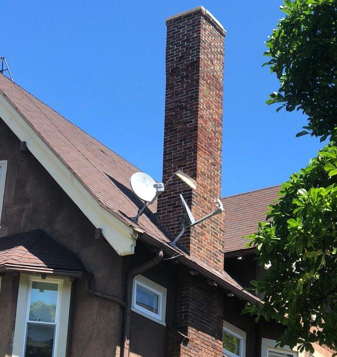 Roof Replacement- Milwaukee - Before Photo