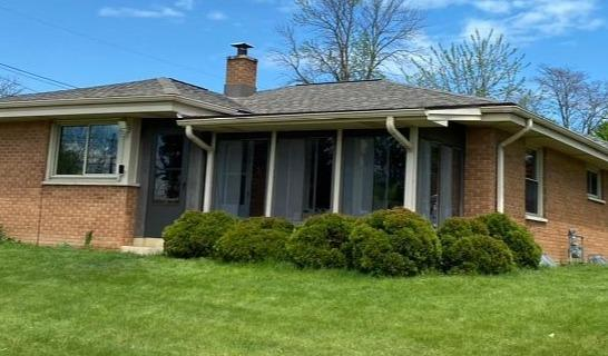 Roof Replacement- South Milwaukee - After Photo