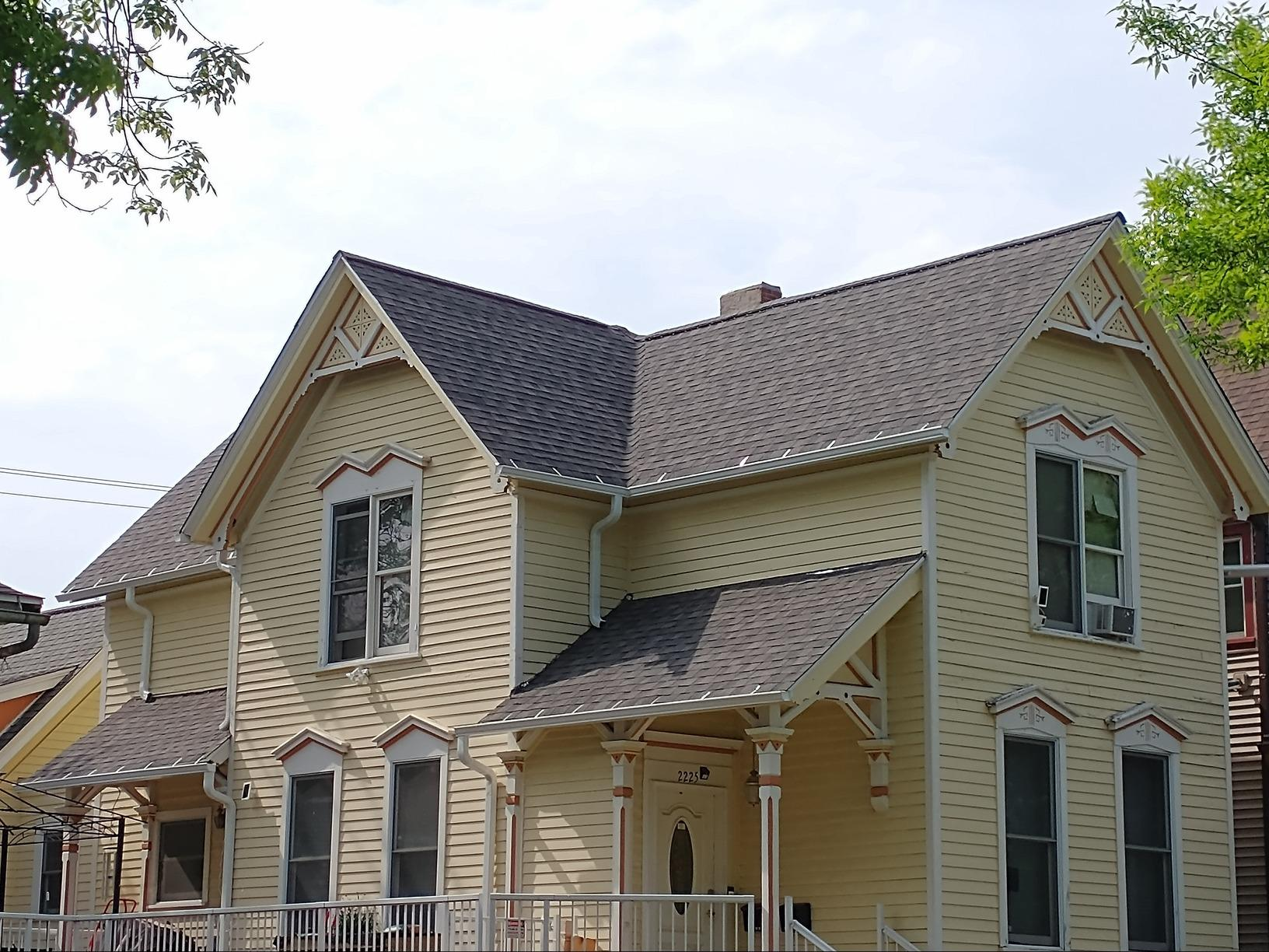Roof Replacement - Milwaukee, WI - After Photo