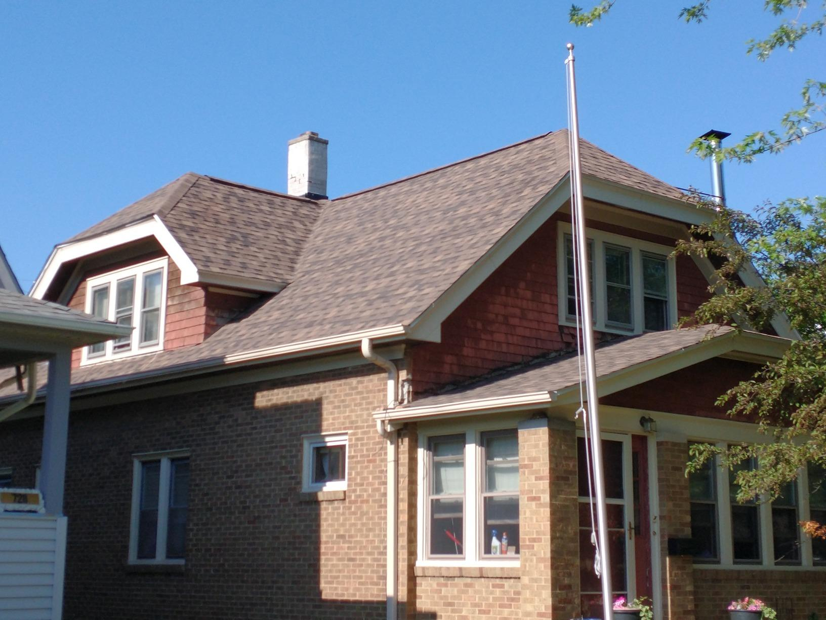 New Roof in South Milwaukee - After Photo