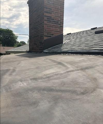 Rubber Roof Replacement- Milwaukee