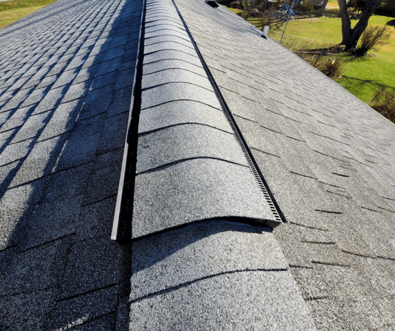Roof Repair - Franklin, WI - After Photo