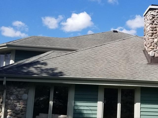 Roof Replacement - Waukesha home