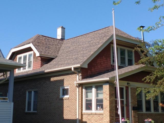 New Roof in South Milwaukee