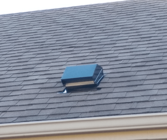 New Vents in Franklin - After Photo