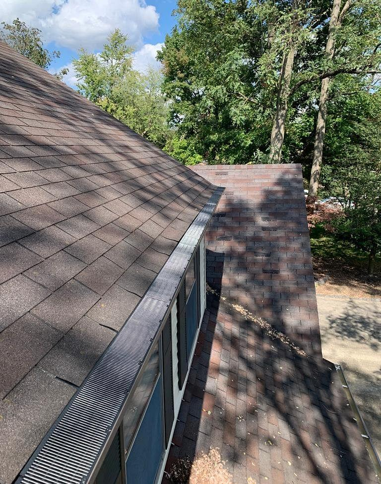 New Gutter Installation In Cherry Hill New Jersey - After Photo
