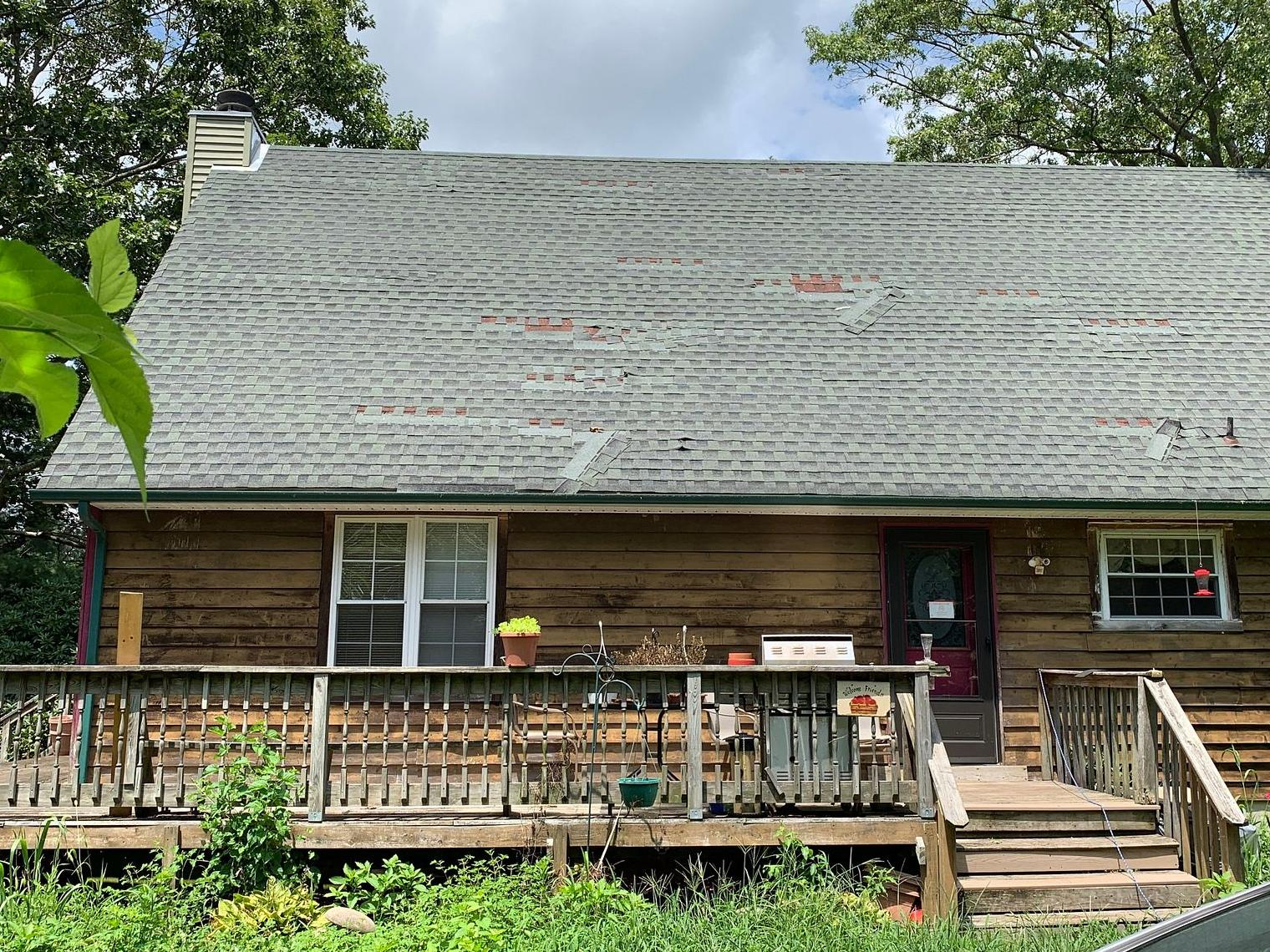 Roof Replacement in Millville New Jersey, 08332 - Before Photo