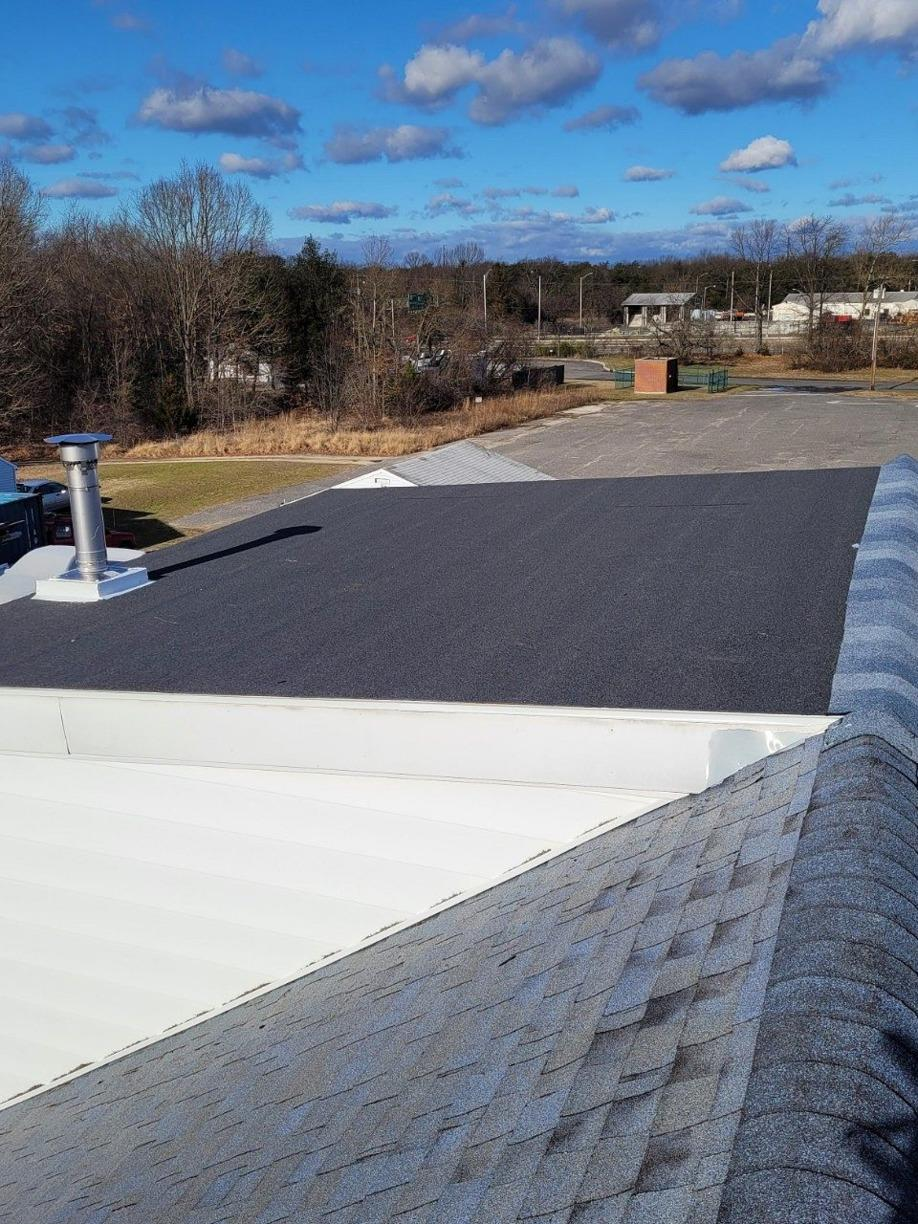 Roof Repair in Logan Township New Jersey 08014 - After Photo