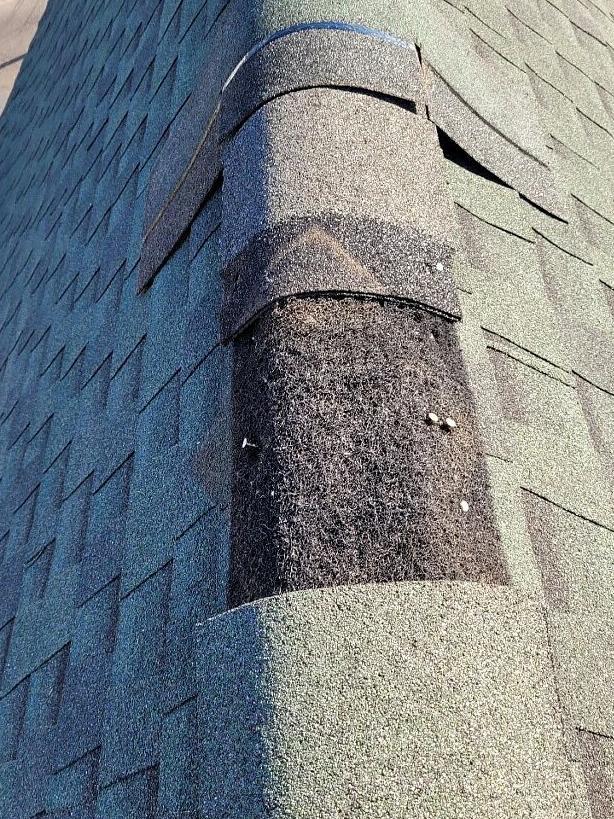 Roof Repair in Pennsauken Township NJ, 08110 - Before Photo