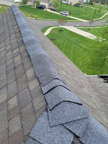 Roof Repair in Mickleton NJ 08056 - After Photo