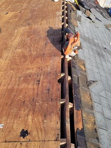Roof Replacement in National Park NJ, 08063