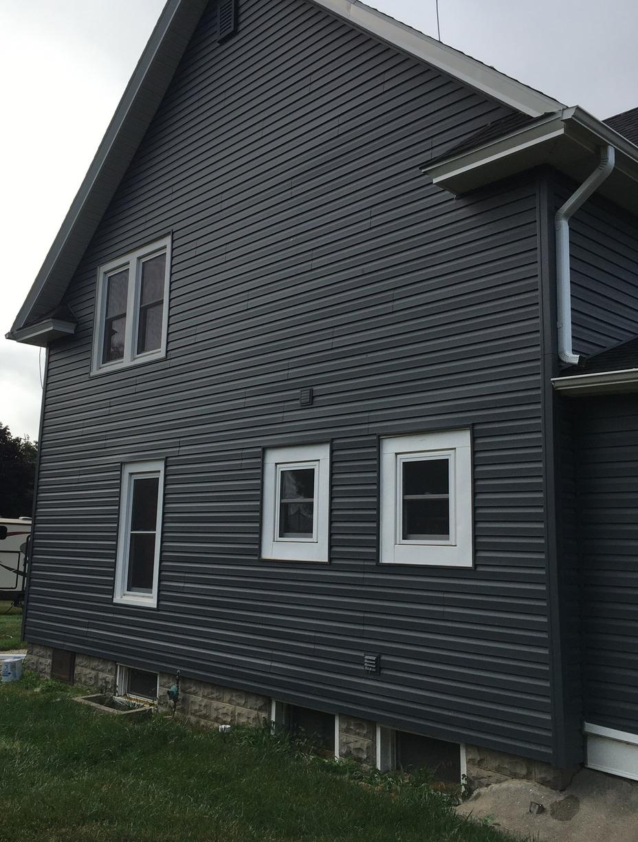 Exterior Exhaust Fan with Cover Aesthetic Package in Tekamah, NE - Before Photo