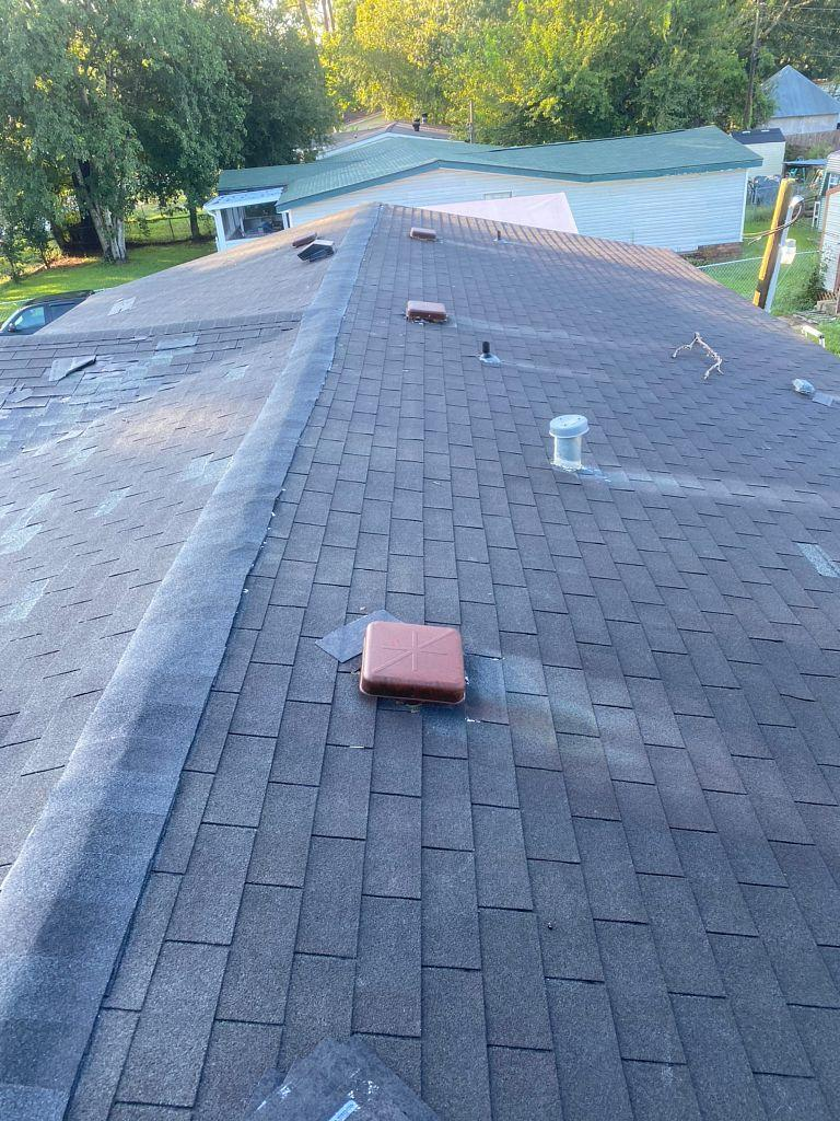 Roof Replaced in Savannah, GA - Before Photo