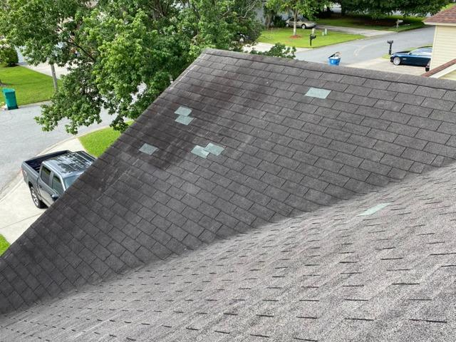 Roof Replacement in Georgetown, GA - Before Photo