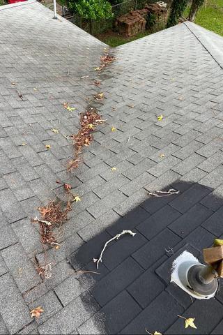 Leaky Roof Replaced in Savannah, GA