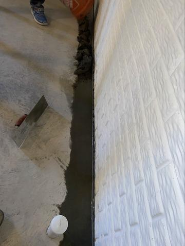 Waterford, MI Basement Waterproofing - After Photo