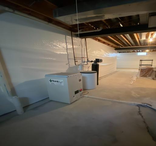 Hartland, MI Basement Waterproofing