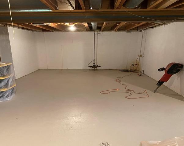Walled Lake, MI Basement Waterproofing