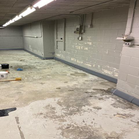 Fenton, MI Basement Perimeter Waterproofing