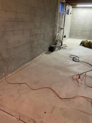 Flushing, Michigan Basement Waterproofing