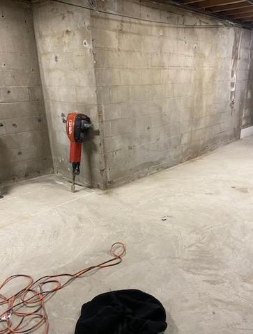 Davison, Michigan Basement Waterproofing