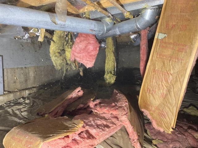 Goodrich, Michigan Basement Crawl Space Repair