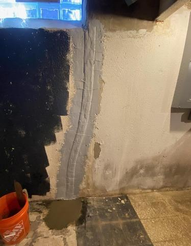 Durand, Michigan Foundation Crack Repair