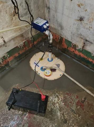 Silverwood, Michigan Perimeter Waterproofing and Sump Pump
