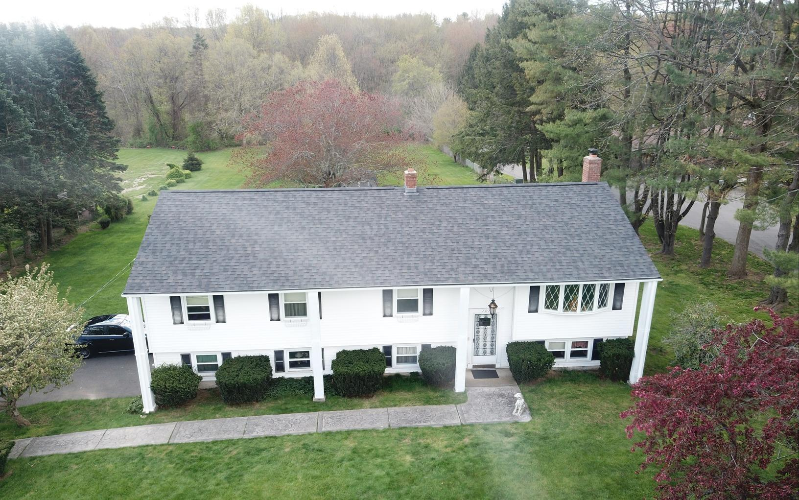 Roof Replacement in Windsor, CT - After Photo
