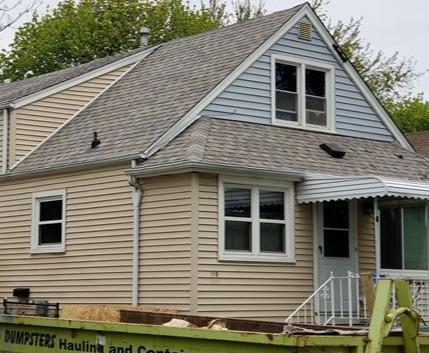 Replacing A Roof In Buffalo, NY - Before Photo
