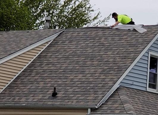 Replacing A Roof In Buffalo, NY - After Photo