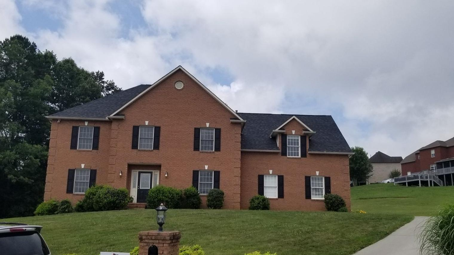 Replacing a Roof in Knoxville, TN - After Photo