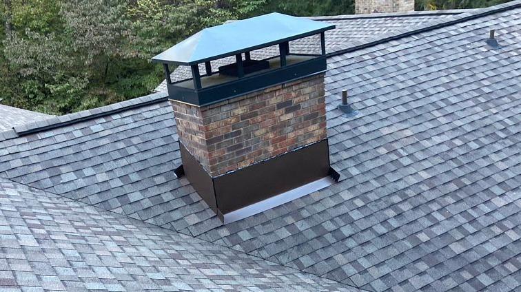 Replacing a Roof Near Kodak, TN - After Photo