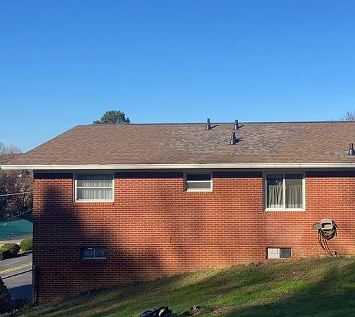 Updating a New Market, TN Roof with IKO Shingles and More - After Photo