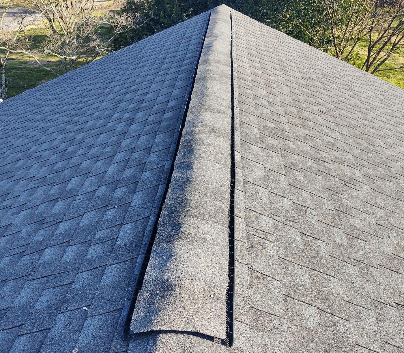 Roof Replacement Near Blaine, TN - Before Photo