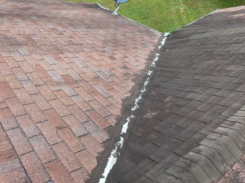 Roof Replacement Near Tazewell, TN - Before Photo
