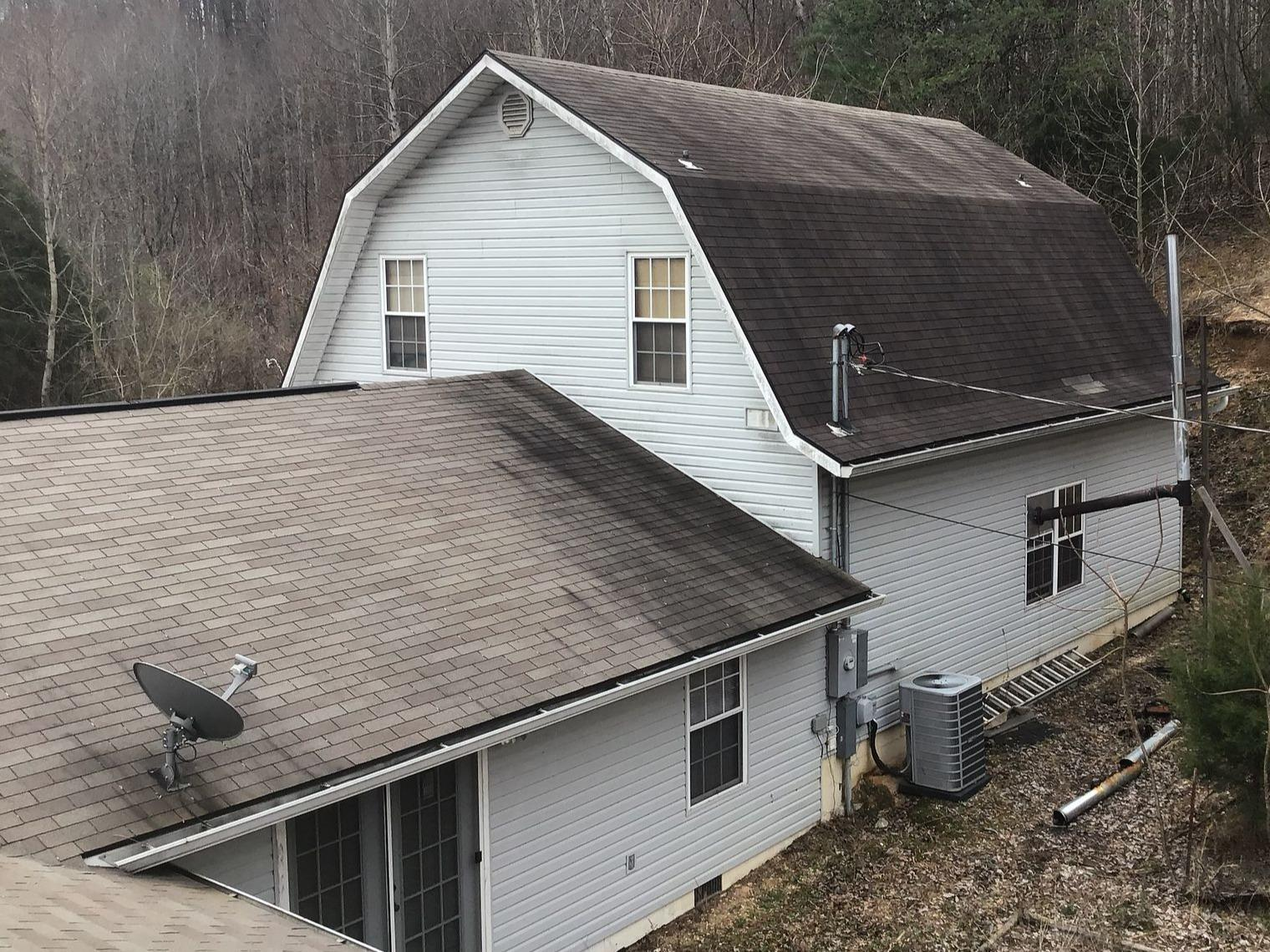 A Roof Replacement Near Duff, TN - Before Photo